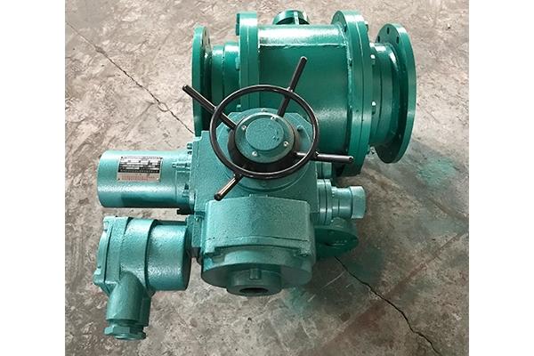 太仓电动喷煤粉球阀